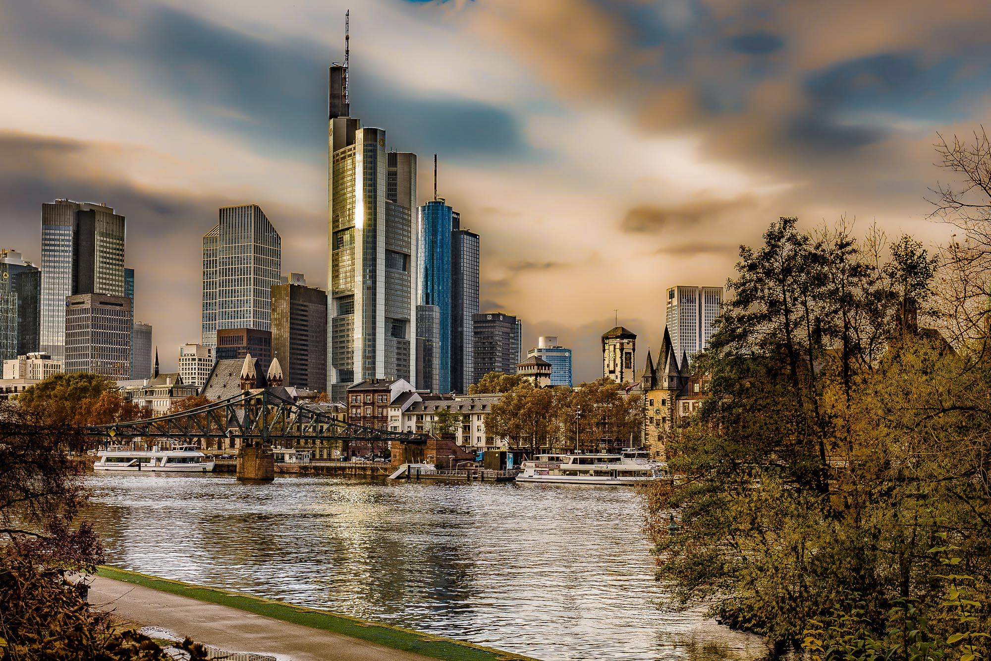 Skyline Frankfurt am Main Fotograf Christian Bill